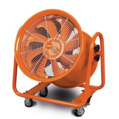 Unicraft MV 60 ipari ventilátor - mobil
