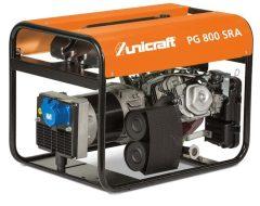 Unicraft Szinkrongenerátoros PG 800 TRA áramfejlesztő