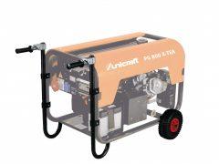 UNICRAFT RS-PG 2 Hordozóegység generátorokhoz lehajtható fogantyúval