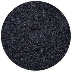 """CLEANCRAFT Alap tisztító párna fekete 22 """"/ 55,9cm ASSM 560 / VE = 5 db."""