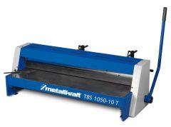 Metallkraft TBS 650-12 T Manuális precíziós asztali lemezvágóolló