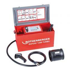 Rothenberger ROFUSE 400/1200 TURBO Univerzális hegesztőgépek (1000000999/...1000)