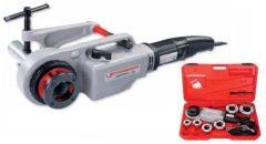Rothenberger Supertronic 2000 Elektromos menetvágógép menetmetsző metszőfejek nélkül