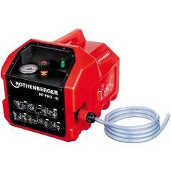 Rothenberger RP PRO III önfelszívó elektromos próbapumpa 40 bar-ig