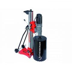 Rothenberger RODIACUT® 400 PRO D Gyémántfúró rendszer dűbelezhető talppal Ø32-400mm-ig