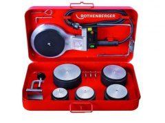 Rothenberger ROWELD® P125-3 Tokos hegesztő készülék Ø 63-75-90-110-125 mm (55546)