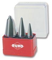 RUKO lemezfúró készlet 3-30.5ig HSS 3 részes A101033