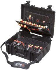 Wiha villanyszerelő szerszám készlet 80 részes kofferben (40523)