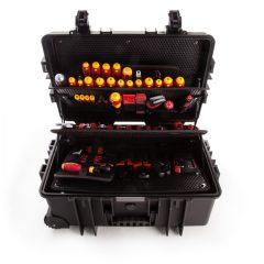Wiha villanyszerelő szerszám készlet 115 részes kofferben (40524)