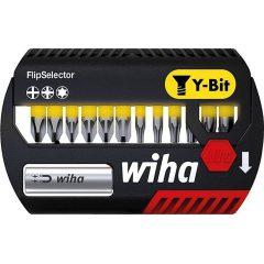 """Wiha SB 7947-Y904 Flip-Selector """"Y"""" Bitkészlet 13 Részes"""